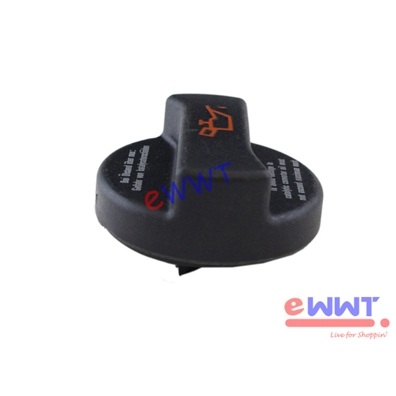 Replacement Black Engine OIL Filler CAP FOR Audi A4 A6 S4
