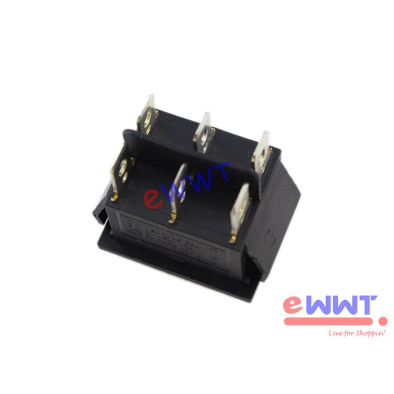20a Rocker Switch Polarity Reverse Dc Motor Control