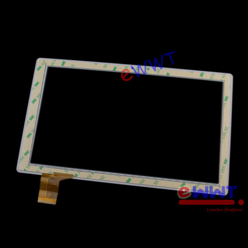 original white lcd touch screen tool for archos 101d. Black Bedroom Furniture Sets. Home Design Ideas