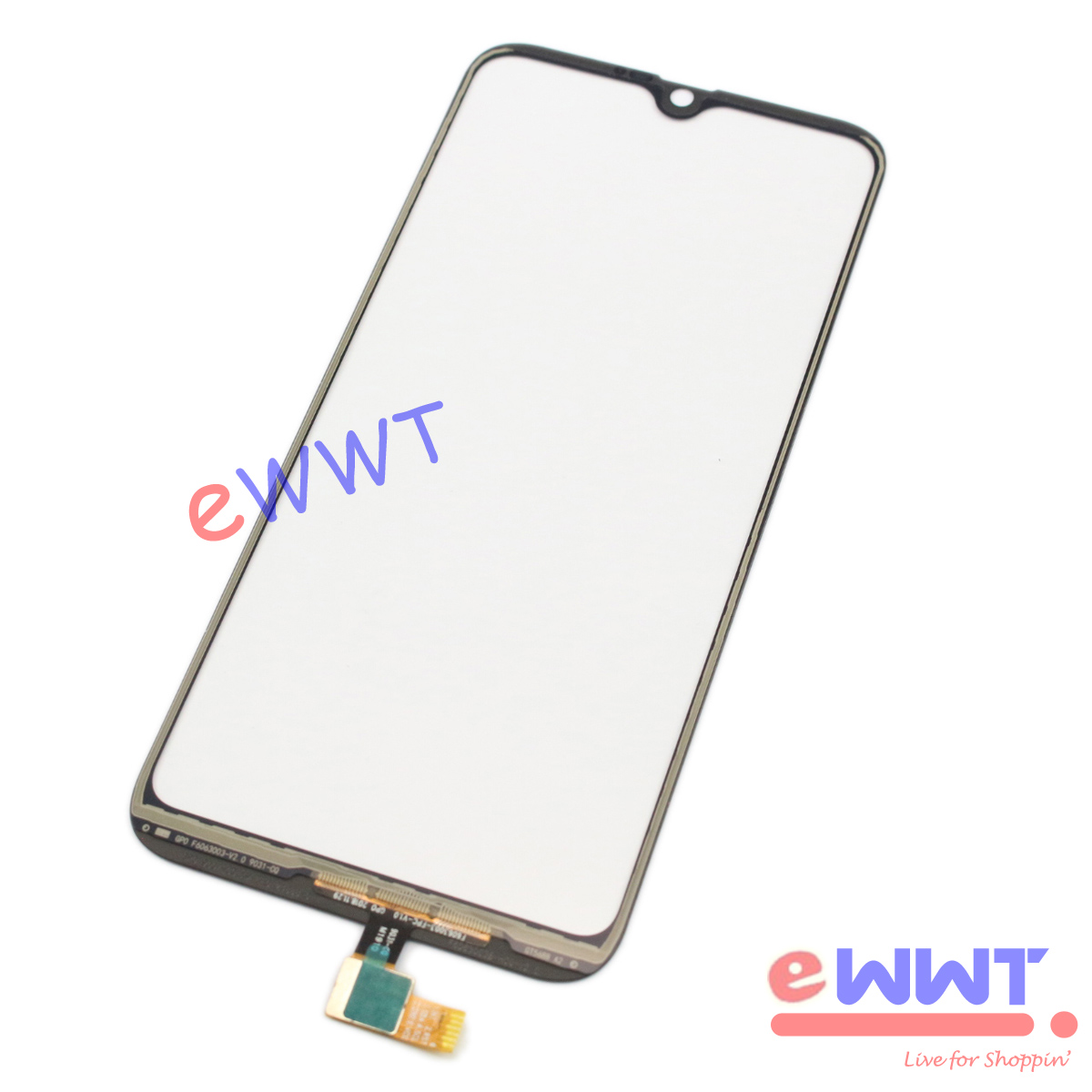 """thumbnail 3 - Replacement Black Touch Screen Glass + Glue for Cubot R15 Dual Sim 6.26"""" TJLU914"""