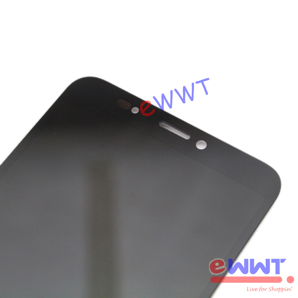 "thumbnail 4 - Black LCD Display w/ Touch Screen + Tools for Nokia C2 TA-1204 5.7"" 2020 TJLQ974"