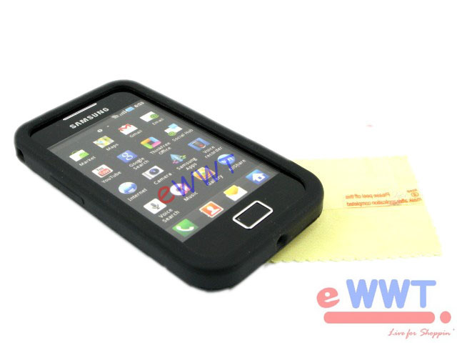 Black-Silicone-Soft-Back-Cover-Case-Film-for-Samsung-S5830-Galaxy-Ace-ZVSC989