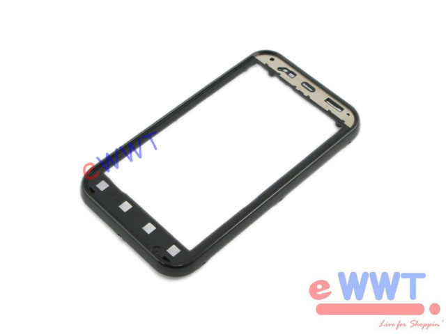 for-Motorola-MB525-Defy-Black-Front-Side-Housing-Frame-Bezel-Repair-Part-ZVHR074