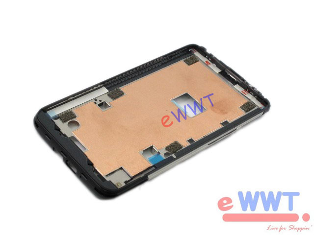 for-HTC-Desire-HD-A9191-Black-Mid-Middle-Chassis-Frame-Bezel-Repair-Part-ZVHR096