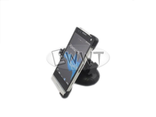FREE-SHIP-for-Sony-Xperia-S-NX-LT26i-New-Desktop-Table-Stand-Safe-Holder-ZVZMT52