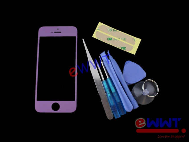 iphone 5 glass repair instructions