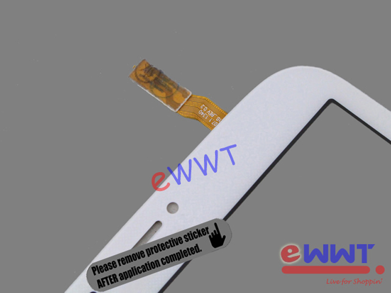 White LCD Touch Screen Tool For Samsung Galaxy Tab 3 80