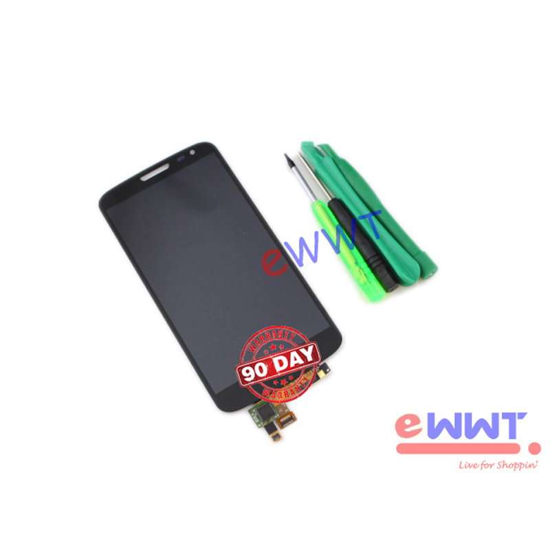 LCD Display W Touch Screen Black Tool For LG G2 Mini Dual