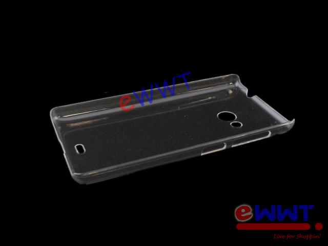 Acrylic Box Rm : For microsoft lumia dual sim rm  crystal